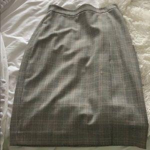 Babaton Pencil Skirt with Slit